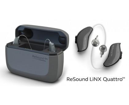 GN ReSound LiNX Quattro 9 Hearing Aid