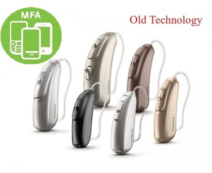 Phonak Audeo B-Direct 50 Hearing Aid **OLD TECHNOLOGY**