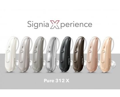 Siemens Pure 312 X 3 Hearing Aid