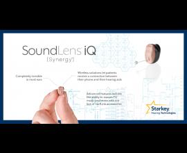 Starkey SoundLens iQ Synergy i2400/2400